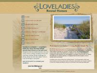 Rental Homes: Enjoy a vacation in Loveladies - Long Beach Island, New Jersey