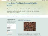 lovelocalfood.blogspot.com Class Opportunities, Wichita Area Local Producers List, Wichita Community Gardens