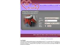 Love Positive - dating website primarily for people diagnosed with HIV