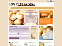The Ultimate Potato Website! Quick and Tasty Potato Recipes, Potato Nutrition & Potato Varieties