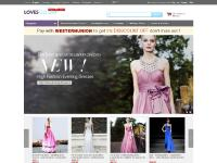 Lovesgo.com:Online Shopping for weddings,jewelry,clothing & more