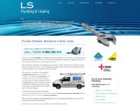 ls-plumbingandheatingltd.co.uk Services, Coverage, gas & central heating repairs