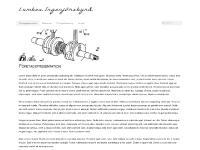 Lumbex ingenjörsbyrå, Företagspresentation, Prototyptillverkning, Referenser