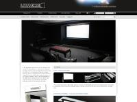 Projection screens - Lumene