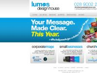 Lumos Design House  ||  Graphic Design and Print Services  ||  Northern Ireland