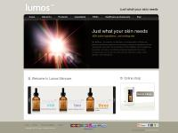 Lumos Skincare - Just what your skin needs, and nothing else.
