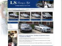 luxandstyle.co.uk wedding car hire basingstoke, basingstoke wedding cars, hampshire wedding car hire