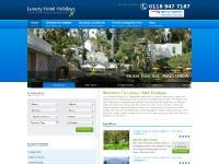 luxuryhotelholidays.com
