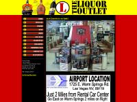 Liquor Outlet - Home Page - Liquor, Wine, Beer, Kegs, Cigarettes, Las Vegas, Nevada