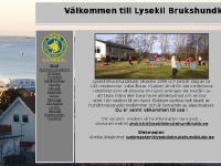Välkommen till Lysekils Brukshundklubb