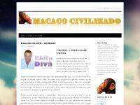 macacocivilizado.wordpress.com Início, Conheça o autor doblog, MACACO NO DIVÃ –NORMOSE