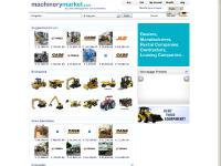 machinery, equipment, agricultural machinery. construction machinery, material handling