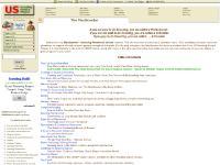 macscouter.com MacScouter, Campfires, Baden Powell