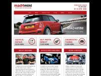 Mad4Mini, Independent mini garage repairer