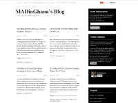 TOURISM ISSUES, AFRICAN AFFAIRS, GHANA TOURISM, TOURISM ISSUES