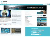 Maersk Line shipping containers worldwide