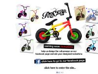 mafiabikes - rocker mni BMX complete - having a laugh when you are not taking your riding too seriously