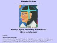 magickal-musings.com tarot readings, tarot, wicca