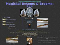 Magickal Besoms & Brooms - Home