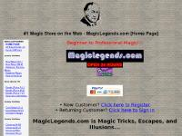 magiclegends.com Magic, Magician, Trick