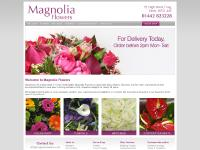 magnolia-flowers.co.uk Flowers, Florist, Weddings