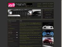 Welcome to Magnum Automotive | Magnum Automotive, Dodge Jeep and Chrysler Parts