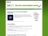 mahjong.nu Free Online Mahjong Games blog, Free Online Mahjong Games