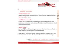 maindot.com downloads, shop, buy
