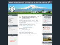 Bienvenue sur le site de la Maison Arménienne de la jeunesse et de la Culture de Marseille