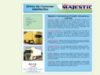 majesticfreight.co.uk Â• Quotations, Â• Available_Loads, Â• Contacts