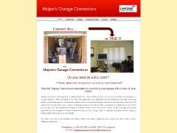 Garage Conversions covering milton keynes, Oxfordshire, West London, Bicester,