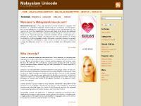 malayalamunicode.com Malayalam Unicode, Malayalam Unicode Font, Malayalam Font