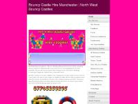 Bouncy Castle Hire Manchester | North West Bouncy Castles