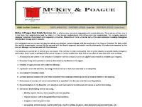 MCKEY AND POAGUE REAL ESTATE SERVICES, INC.