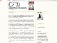 Manjit Kumar - the Quantum blog