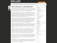 Man Land