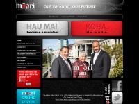 Māori Party | Home