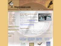 Map Center World maps, USA maps, framed maps, pinboard maps