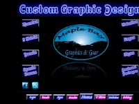 maplebaygraphics.com Custom Graphics, graphic, graphics