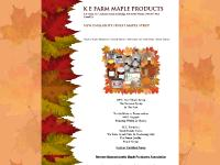 maplesugarhouse.com Kosher Certified Parve, Maple Products, Sugar Shack