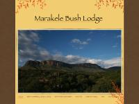 marakelelodge - Marakele Bush Lodge