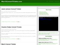 Lady Gaga Concert Tickets, March Concert Tickets..., Lady Gaga Concert Tickets..., Janet Jackson Concert Tickets...