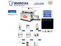 Marcial Máquinas - Máquinas e utensílios para gastronomia em Blumenau e região.