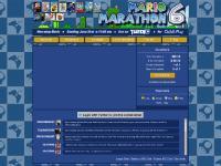 Webcast - Super Mario Marathon