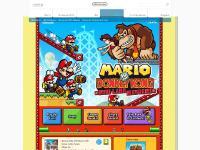 Mario vs. Donkey Kong: Mini-Land Mayhem! | Nintendo DS | Games | Nintendo