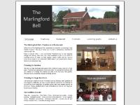 The Marlingford Bell - family run freehouse and restaurant