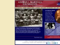 The George C. Marshall Foundation