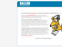 Ballou webbhotell med co-location, dedicerad server med windows, php, linux o s v