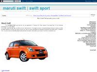 MARUTI SWIFT | SWIFT SPORT