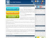 math-drills.com